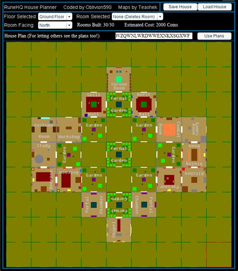 home layout planner offishure runescape community page 100 www