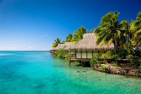 island bungalow tahiti moorea island overwater bungalow flickr photo