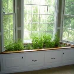 Indoor Window Box Herb Garden Indoor Gardens Gardening Forums
