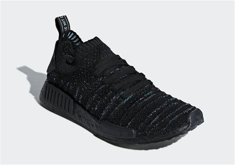 parley adidas nmd  stlt core black aq sneakerfiles