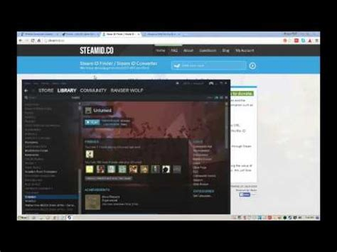 How To Search For In Steam How To Find Your Steam 64 Id