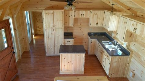 pics inside 14x32 house amish made cabins deluxe appalachian portable cabin kentucky