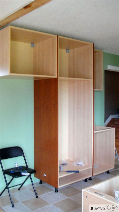 installing base cabinets madness method