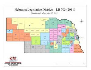 legislative district map nebraska council of school