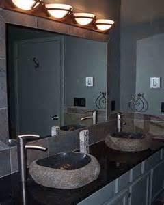 Above Vanity Lighting Hanging Cylinder Vanity Lights Plus Rectangle Mirror Also Brown Wooden Vanity With