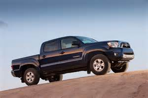 Toyota Tacoma Ratings 2015 Toyota Tacoma Reviews And Rating Motor Trend