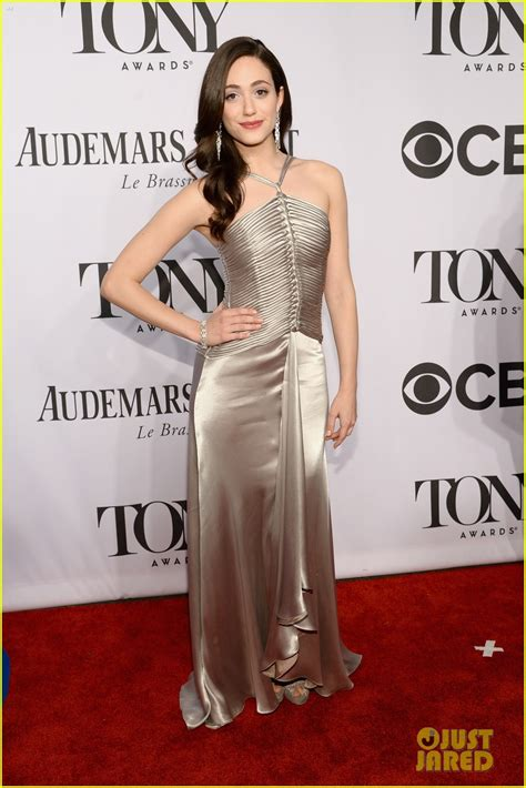 The Carpet Looks At The 2007 Emmy Awards by Emmy Rossum In Ralph Tony Awards 2014