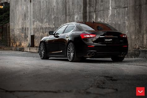 maserati black rims vossen wheels maserati ghibli cars black wallpaper