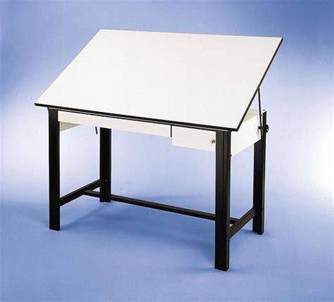 Alvin Drafting Tables Alvin Drafting Table Designmaster Drafting Table Base Only