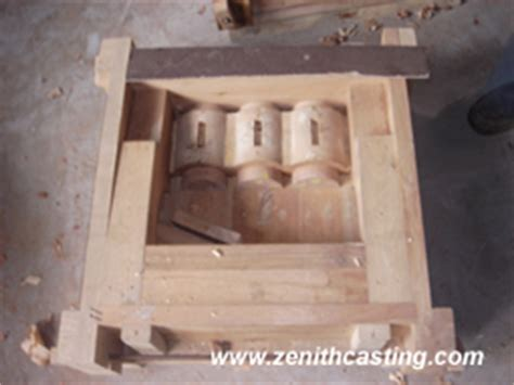 wood pattern making sand casting sand casting made and maintained in house zenith aluminum