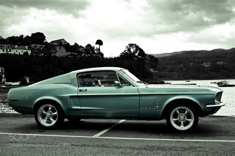 mustang fastback 68 photograph 68 mustang fastback by j9stl on 500px