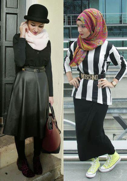 tutorial hijab paris ala nabiilabee asal rusia hijab style nabiilabee wanita asal rusia yang gemar