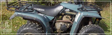 Yamaha Vin Sticker Replacement by Yamaha Timberwolf 250 Oem Parts Yamaha Utility Yfb250 Atv