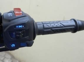 Grip Motor Model Panah Bad help needed discover handle bar and p200ns grips for pulsar 150 ug2