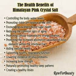 amazing health benefits of himalayan salt harbourside