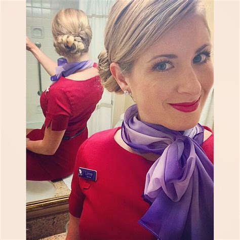 best hairdo for a flight attendant 24 best flight attendant hairstyles images on pinterest