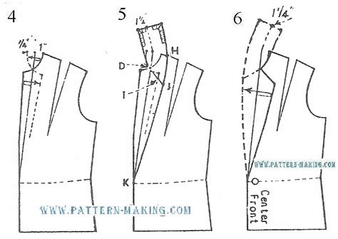 pattern drafting of collars drafting jacket with shawl collar pattern making com