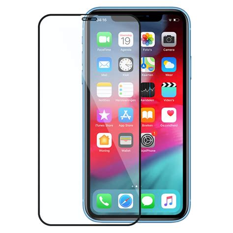 iphone xr invisible tempered glass kopen bespaar 50 fixjeiphone nl