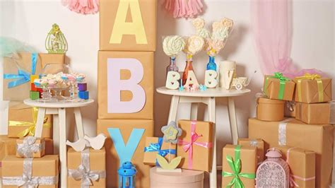 Make Your Own Baby Shower Decorations by Make Your Own Baby Shower Decorations Cheap