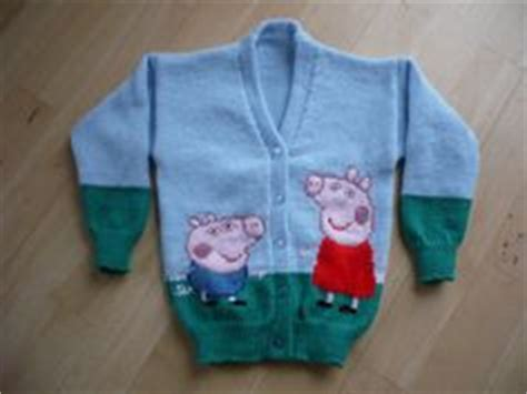 pattern for peppa pig jumper knit and crochet on pinterest knitting cat sweaters and