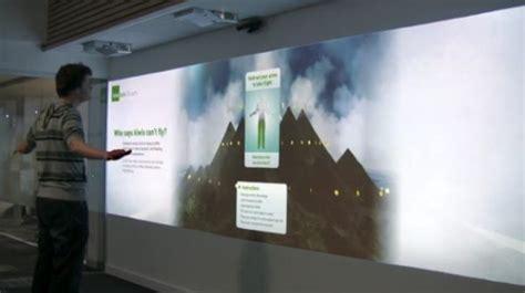 digital wall panel  smart window designs modern