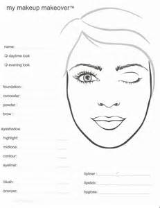 makeup design template the world s catalog of ideas