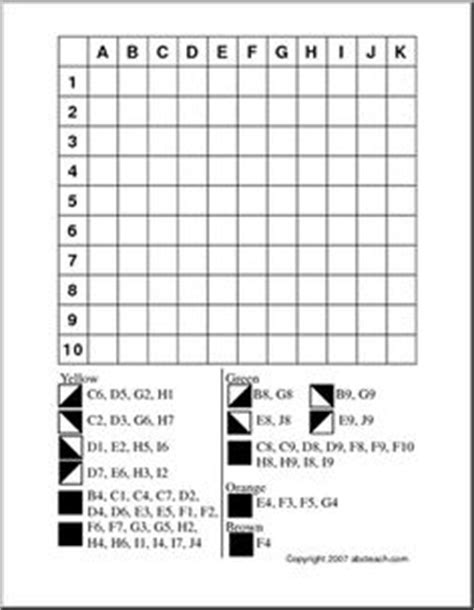 halloween grid coloring pages 1000 images about brain teasers on pinterest following