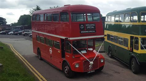 Wedding Car Kidderminster by Classic Routemaster Wedding Available To Book