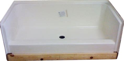 Mobile Home Shower Base by Moible Home Shower Pan 54x27 Manufactured Housing