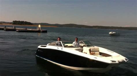 deck boats youtube 2013 cobalt 26sd deck boat youtube