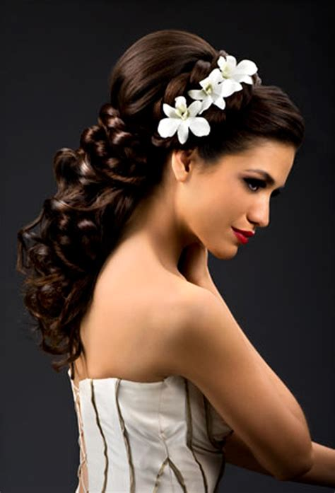 Arabic Wedding Hairstyles by Amazing Bridal Hairstyles