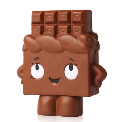 kawaii chocolate bar squishy 183 kawaii squishy shop