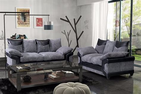 Corner Sofa 3 2 by Dino Jumbo Cord Sofas 3 2 Seater Set Or Corner Sofa