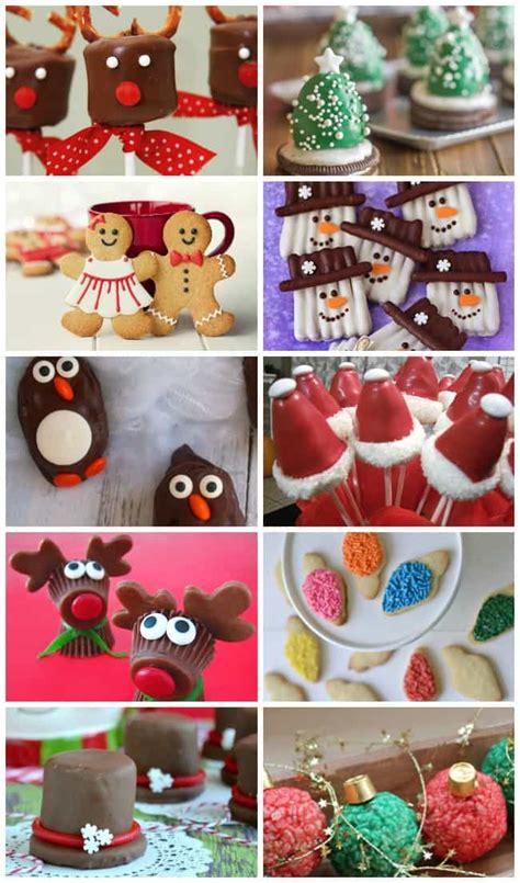 cute christmas desserts cute christmas desserts