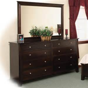 contemporary bedroom furniture amish cosmopolitan by