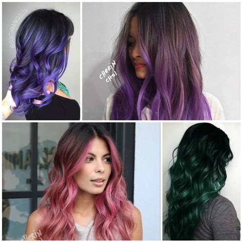 2018 hair trends ombre hair color trends for 2018 moeroga gallery
