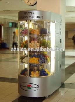 distributore automatico fiori 2015fresh flower vending machine with lift buy flower