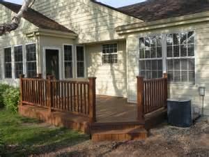 small backyard deck ideas back yard decks and patios