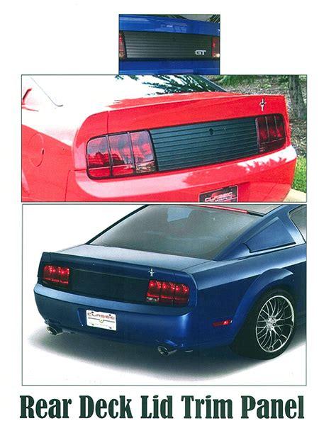 automotive essentials mustang accessories