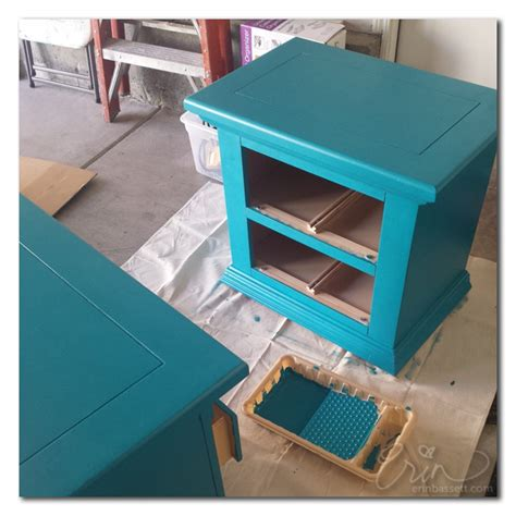 bassett nightstand collection diy painted nightstand erin bassett yay my diy bedroom nightstands are done creativite by erin bassett