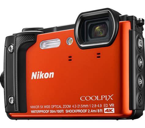 nikon tough buy nikon coolpix w300 tough compact orange