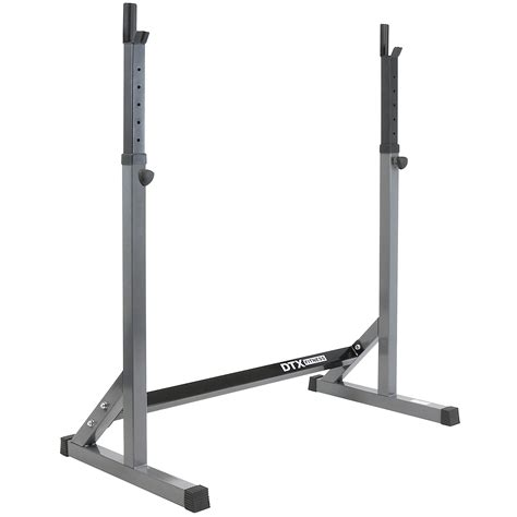 Weight Lifting Rack by Dtx Fitness Adjustable Squat Rack Weight Lifting Stand
