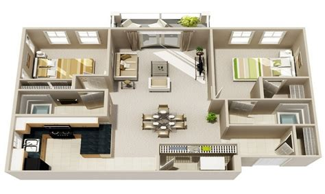 small 2 bedroom apartment floor plan very small apartments