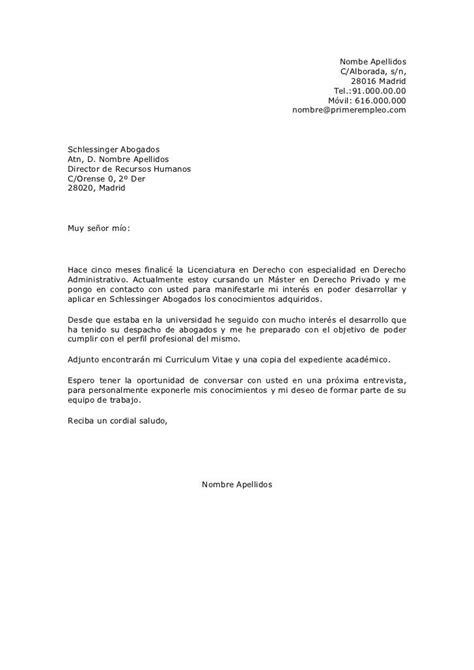 carta formal laboral ejemplo de carta formal para solicitar trabajo ejemplos de