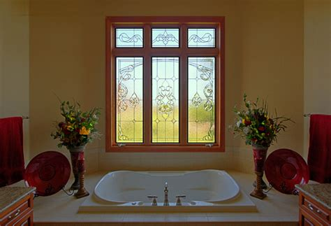 stained glass bathroom window designs stained glass bathroom scottish stained glass