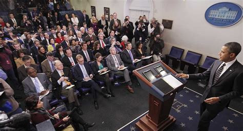 white house news is the white house press corps becoming obsolete politico