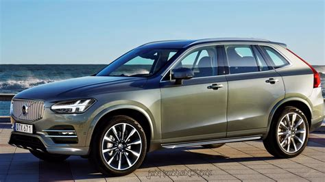 cx 60 volvo next volvo xc60 rendered as baby xc90