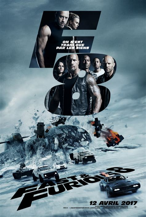 films zoals fast and furious fast furious 8 photos et affiches allocin 233