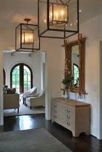 Large Lantern Style Chandelier Entry Foyer Hallways On Pinterest 149 Pins