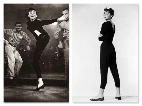 Gray Hepburn Flat Shoes hepburn the untouchable rebeccaandcorina